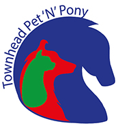 New logo Colour text